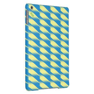 Torsiones del amarillo, © AH 2015 de la caja del Funda Para iPad Air