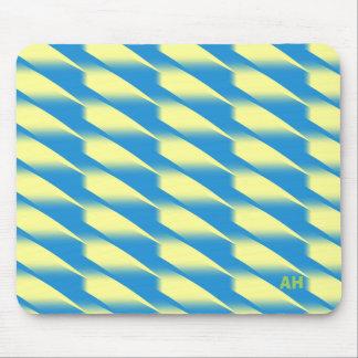Torsiones del amarillo, © AH 2015 de Mousepad