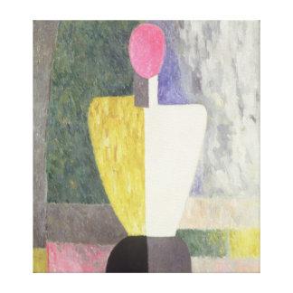 Torso, 1928-32 canvas print