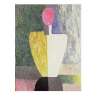 Torso, 1928-32 postcard