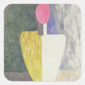 Torso, 1928-32 square sticker