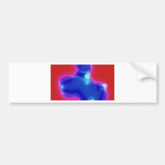 Torso Bumper Sticker