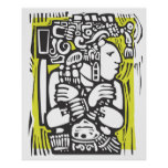 Torso del maya posters