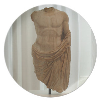 Torso of an Emperor in the Guise of Jupiter Plates