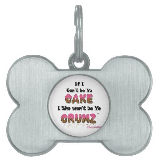 Torta Crumz Placa Mascota
