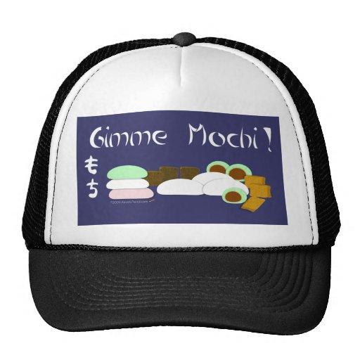 Torta de arroz pegajoso de Gimme Mochi Gorros