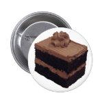 Torta de chocolate pin