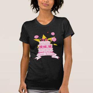 Torta de cumpleaños de 31 años camisetas