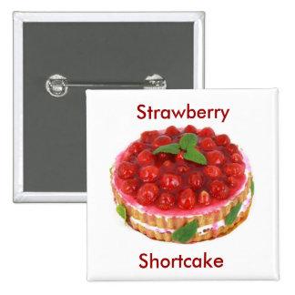 Torta de frutas de la fresa pin