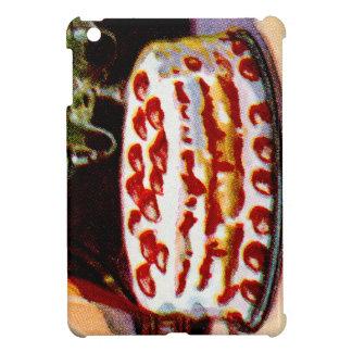 Torta de frutas retra del arte del libro de cocina