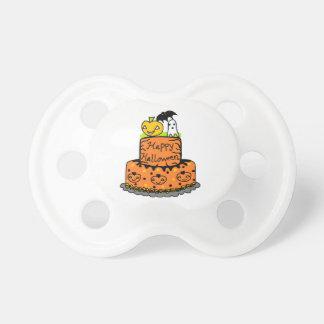 Torta de Halloween Chupetes