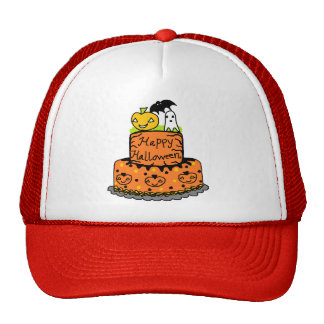 Torta de Halloween Gorra