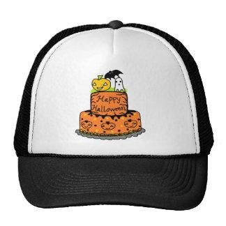 Torta de Halloween Gorras De Camionero