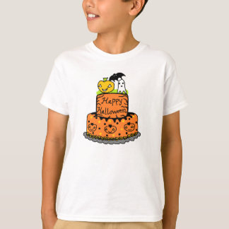 Torta de Halloween Playera