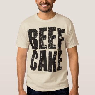 Torta de la carne de vaca - camisa del