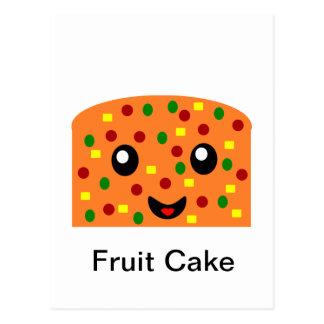 ¡Torta de la fruta! Postales