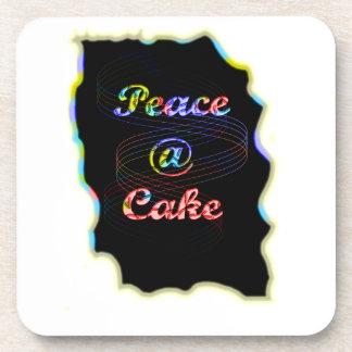 Torta de la paz A Posavasos