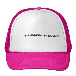 Torta del cortocircuito de StRaWbEErI Gorros