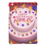 Torta del cumpleaños de Ashley iPad Mini Protector