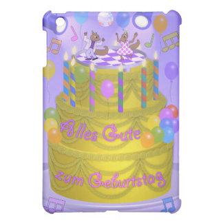 """Torta del """"feliz cumpleaños"""" (alemana)"""