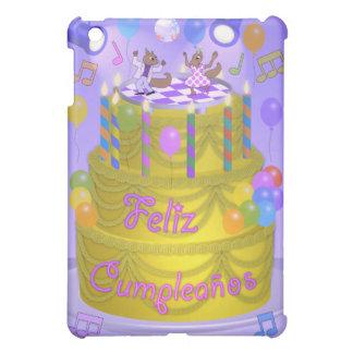 "Torta del ""feliz cumpleaños"" (española)"