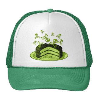 Torta del veneno gorra