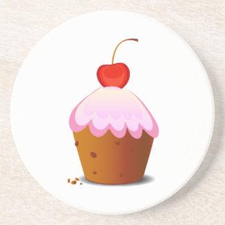 Torta deliciosa del amor posavasos manualidades