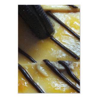 Torta dulce anuncio personalizado