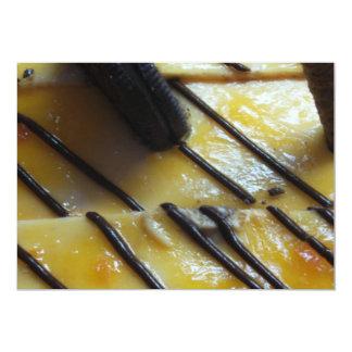 Torta dulce invitacion personalizada