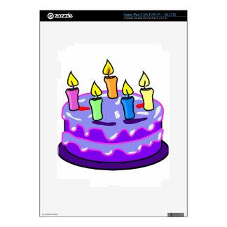 Torta iPad 3 Skins