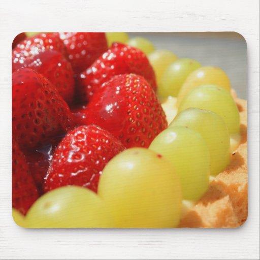 Torta Mousepad de la fruta Alfombrillas De Ratón