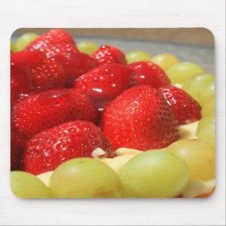 Torta Mousepad de la fruta Tapete De Ratones