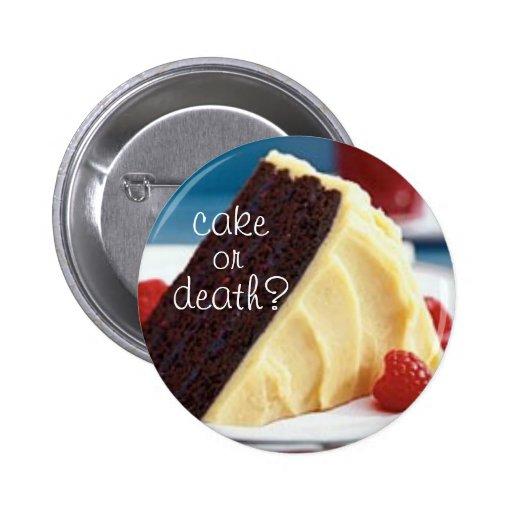 ¿torta o muerte? 2 pins