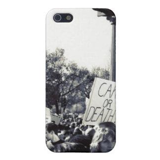 ¿Torta o muerte? iPhone 5 Carcasas