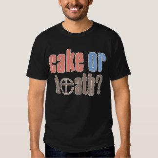 Torta o muerte polera