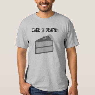 ¿Torta o muerte? Polera