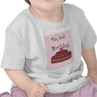 Torta preciosa camisetas