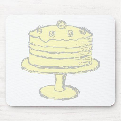 Torta Tapete De Ratón