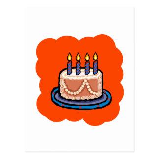 Torta Tarjetas Postales