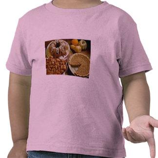 Torta y empanada de Halloween Camiseta