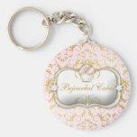 tortas Bejeweled Bella 311-Ciao Llavero Personalizado
