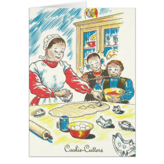 Tortas del azúcar de las galletas de Moravian del Felicitacion