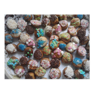 Tortas deliciosas postal