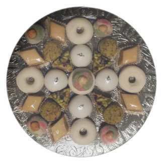 Tortas orientales platos para fiestas