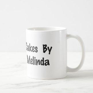 Tortas por la taza de Melinda