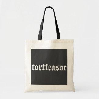 Tortfeasor Tote Canvas Bag
