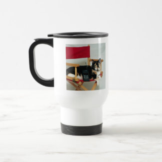 Tortie Director Travel Mug