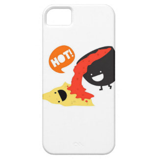 Tortilla and Salsa funny hot joke iPhone 5 Covers