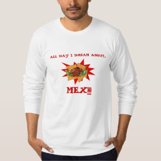 Tortilla Chip Mexican Food Lover T-Shirt