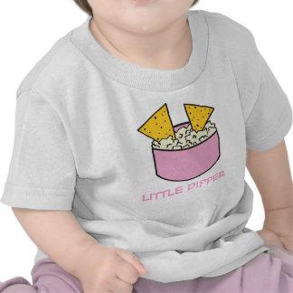 tortilla chips in dip LITTLE DIPPER T-shirts